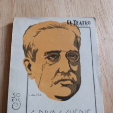 Libros antiguos: EL TEATRO MODERNO - RIVAS CHERIF - PEPITA JIMENEZ 183. Lote 242836290