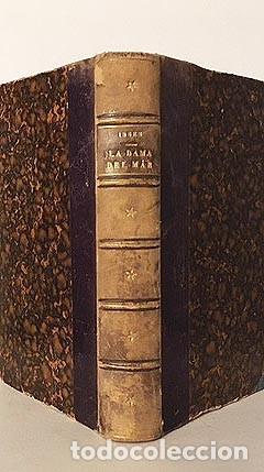 Libros antiguos: Ibsen : La dama del mar / Un enemigo del pueblo. (1ª ed., 1894) 2 obras. Holandesa época - Foto 5 - 243593905