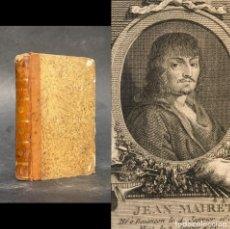 Libros antiguos: 1783 - OBRAS DE MAIRET - SCEVOLE - SOPHONISBE - TEATRO. Lote 244541195