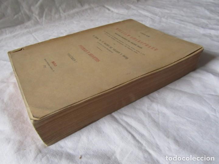 Libros antiguos: Poemas y sonetos William Shakspeare 1877, Trad. Matias de Velasco y Rojas - Foto 7 - 244836635