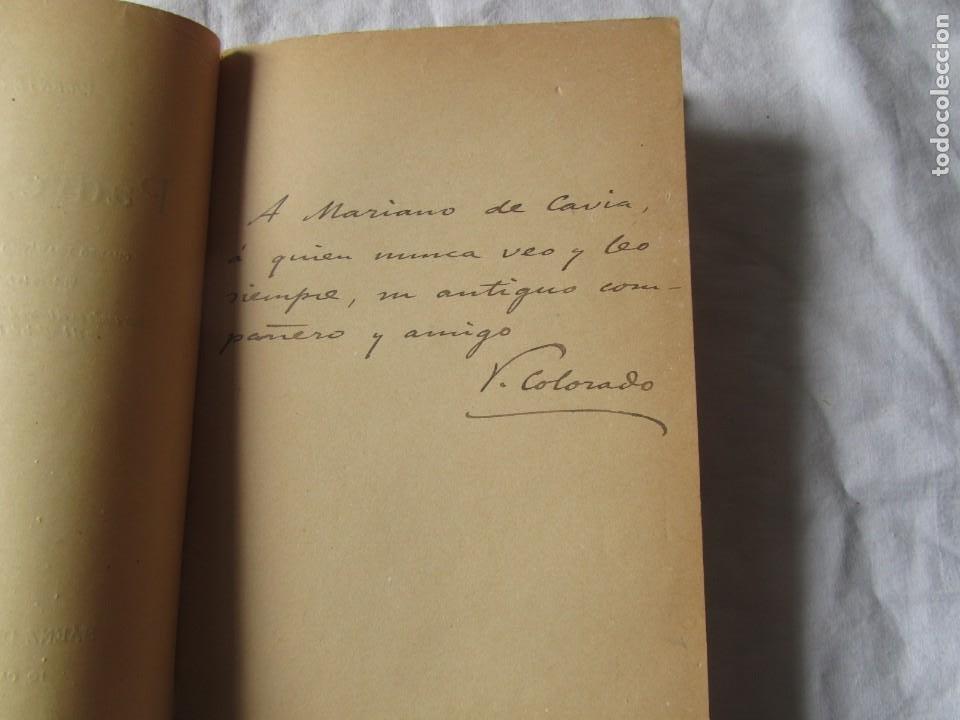 Libros antiguos: Obra de teatro, Padre nuestro, Vicente Colorado 1895, firmado por el autor - Foto 5 - 244837630
