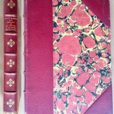 Libros antiguos: ANTONIO Y MANUEL MACHADO DESDICHAS DE LA FORTUNA O JULIANILLO VALCARCEL 1ª PRIMERA EDICIÓN 1926. Lote 244871095