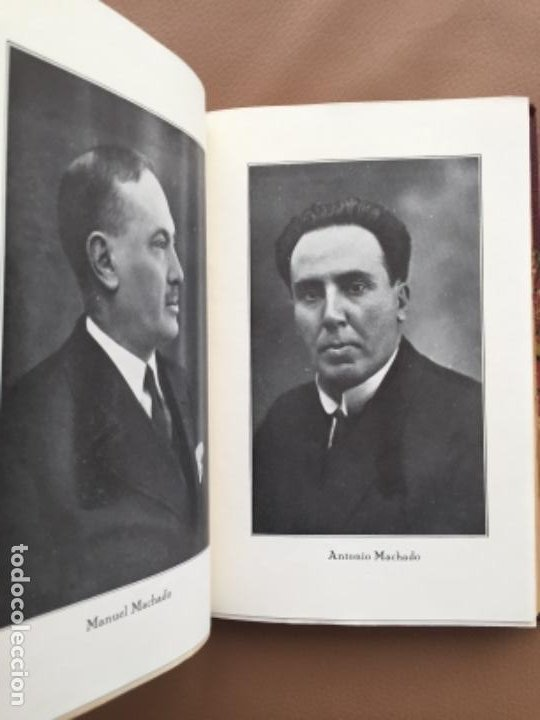 Libros antiguos: Antonio y Manuel MACHADO DESDICHAS DE LA FORTUNA o Julianillo Valcarcel 1ª Primera Edición 1926 - Foto 4 - 244871095