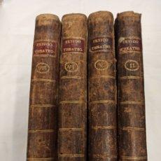 Libros antiguos: THEATRO CRÍTICO UNIVERSAL 1778-9. Lote 245252175