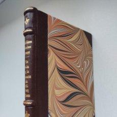 Libros antiguos: LA VIDA Y LA MUERTE DE EL REY JUAN (1924) / WILLIAM SHAKESPEARE. CALPE ¡¡ENCUADERNACIÓN ARTESANAL!!. Lote 245290150