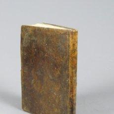 Libros antiguos: BRITANICO - TRAGEDIA - JUAN RACINE - ZARAGOZA 1764. Lote 250227790