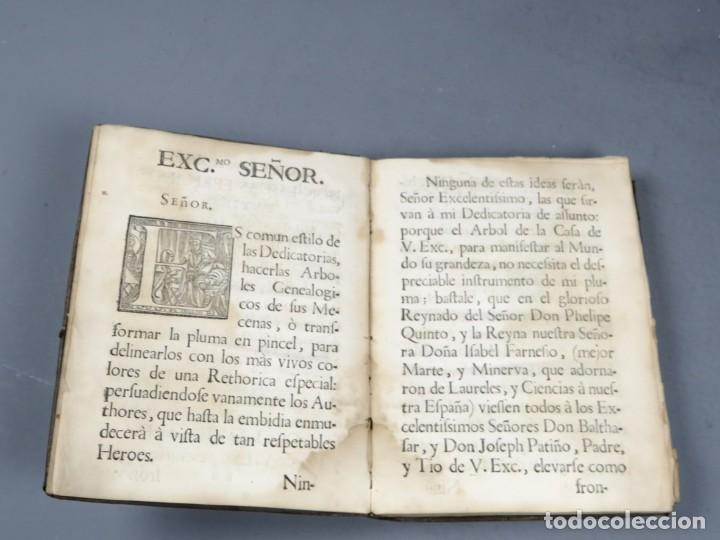 Libros antiguos: BRITANICO - TRAGEDIA - JUAN RACINE - ZARAGOZA 1764 - Foto 8 - 250227790
