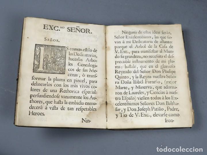 Libros antiguos: BRITANICO - TRAGEDIA - JUAN RACINE - ZARAGOZA 1764 - Foto 9 - 250227790