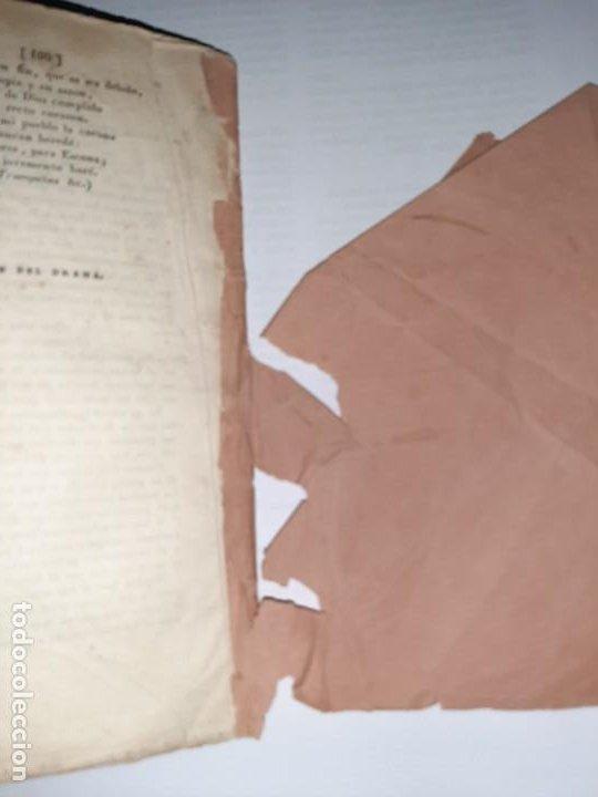 Libros antiguos: La 1ª traducción de Shakespeare desde el inglés al castellano. - Macbeth, drama histórico. - 1838 - Foto 9 - 251098450