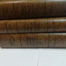 Libros antiguos: MENÉNDEZ PELAYO ESTUDIOS SOBRE EL TEATRO DE LOPE DE VEGA 6 TOMOS SA3454. Lote 251501090