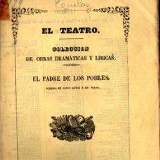 Libros antiguos: LUIS DE EGUILAZ : EL PADRE DE LOS POBRES (1860). Lote 252533605