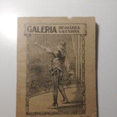 Libros antiguos: GALERÍA DRAMÁTICA SALESIANA, NÚMERO 22. TIERRA FÉRTIL. Lote 257346030