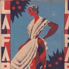Libros antiguos: LA ARAÑA DE ORO - CADENAS Y GUTIERREZ ROIG - LA FARSA 1929. Lote 261235965