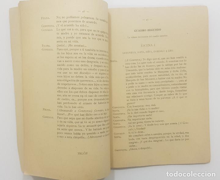 Libros antiguos: Pepa Doncel - Jacinto Benavente - Primera edición - 1928 - Foto 3 - 262083625