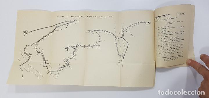 Libros antiguos: TOLEDO. NOVÍSIMA GUÍA DEL TURISTA. Angel Cantos Tendero. Planos desplegables, fotos, mapas - Foto 8 - 262090005