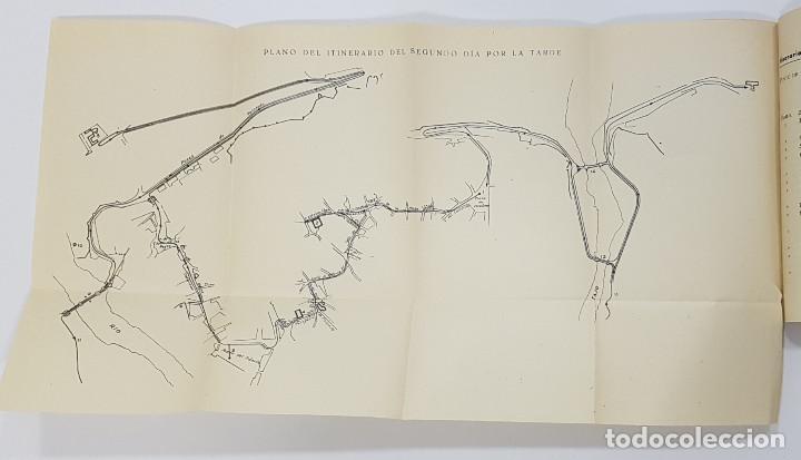 Libros antiguos: TOLEDO. NOVÍSIMA GUÍA DEL TURISTA. Angel Cantos Tendero. Planos desplegables, fotos, mapas - Foto 9 - 262090005