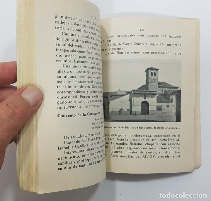 Libros antiguos: TOLEDO. NOVÍSIMA GUÍA DEL TURISTA. Angel Cantos Tendero. Planos desplegables, fotos, mapas - Foto 12 - 262090005