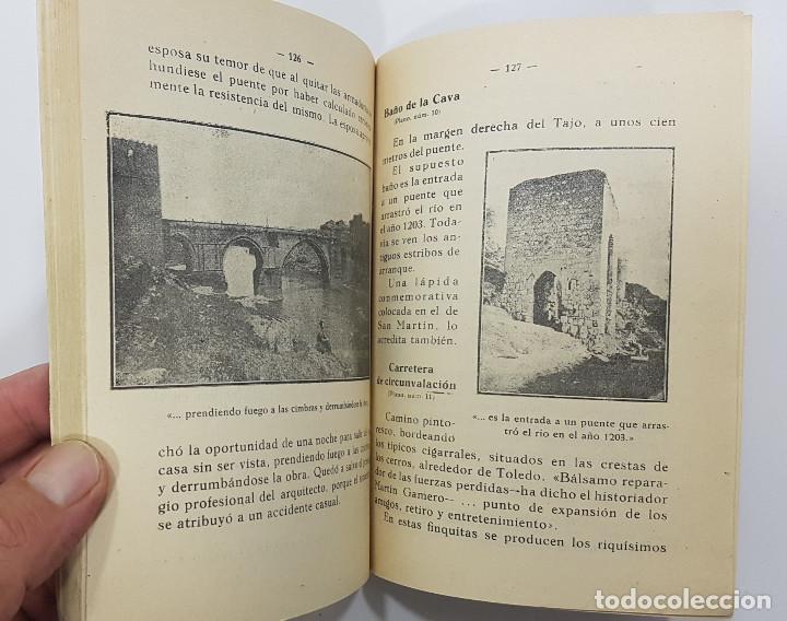 Libros antiguos: TOLEDO. NOVÍSIMA GUÍA DEL TURISTA. Angel Cantos Tendero. Planos desplegables, fotos, mapas - Foto 13 - 262090005