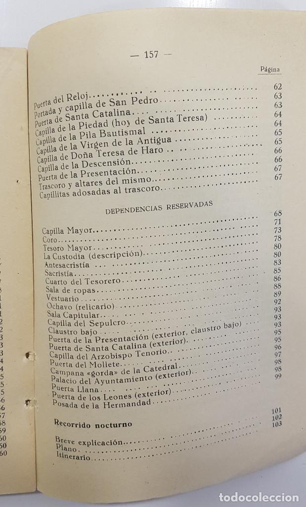 Libros antiguos: TOLEDO. NOVÍSIMA GUÍA DEL TURISTA. Angel Cantos Tendero. Planos desplegables, fotos, mapas - Foto 16 - 262090005