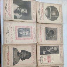 Libros antiguos: EL TEATRO CLÁSICO......8 EJEMPLARES.. Lote 262440370