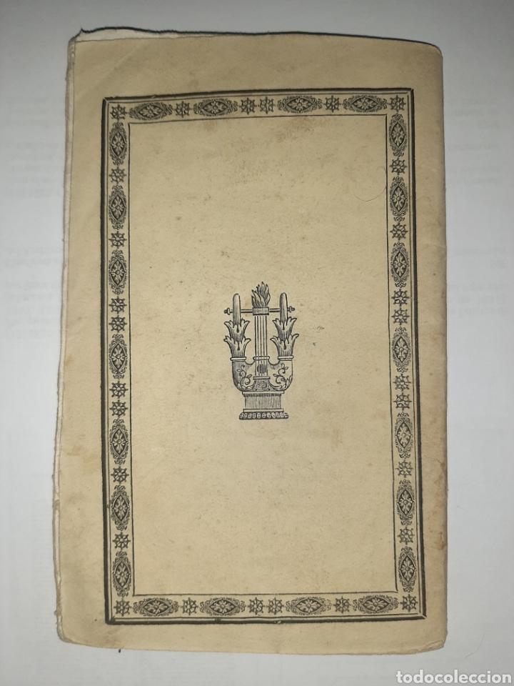 Libros antiguos: Il maldicente o sia la bottega del caffé. Acción en Nápoles. Milán, Fontana, 1828. Raro - Foto 5 - 262651270