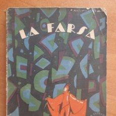Libros antiguos: 1927 ¡ MAL AÑO DE LOBOS ¡ - MANUEL LINARES RIVAS. Lote 262794220