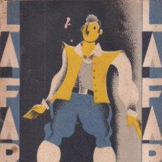 Libros antiguos: LA CASA DE LA TROYA - LINARES RIVAS Y PEREZ LUGIN - LA FARSA 1929. Lote 262893530