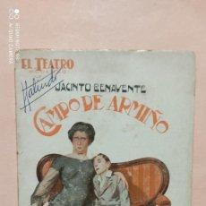 Libros antiguos: BENAVENTE-CAMPO DE ARMIÑO.. Lote 42999387
