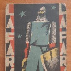 Libros antiguos: 1930 EL PROTAGONISTA DE LA VIRTUD - MANUEL D. BENAVIDES. Lote 265147744