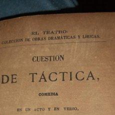 Libros antiguos: TEATRO. RECOPILACION DE OBRAS DE TEATRO DE FRANCISCO FLORES GARCIA. 1880 - 1909 DE CADIZ AL PUERTO. Lote 266273318