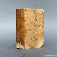 Livres anciens: 1784 - CONJUNTO DE OBRAS DE TEATRO DE PHILIPPE POISSON - TEATRO FRANCÉS. Lote 267082434