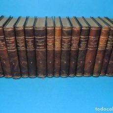 Libros antiguos: OBRES COMPLETES D'IGNASI IGLESIAS. (15 VOL. VER DESCRIPCIÓN). Lote 267116794