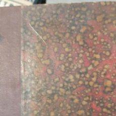 Libros antiguos: LUIS XV. 1850. AUTOR: ALEJANDRO DUMAS.. Lote 267827299