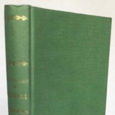 Livres anciens: FLOREAL DRAMA SOCIAL EN TRES ACTOS. - CHARDON, J. P.. Lote 268281014