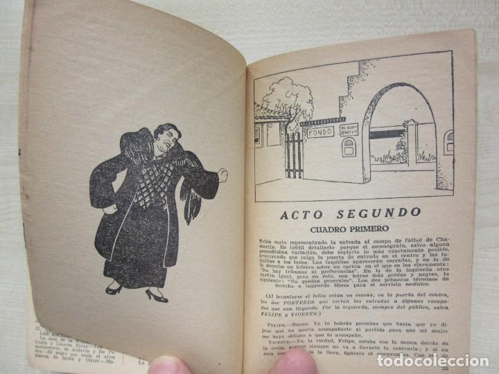 Libros antiguos: 2 obras de Antonio Paso y dos obras de José Marco Davó y José Alfayate Edit. Estampa 1935 Ver descri - Foto 4 - 269845128