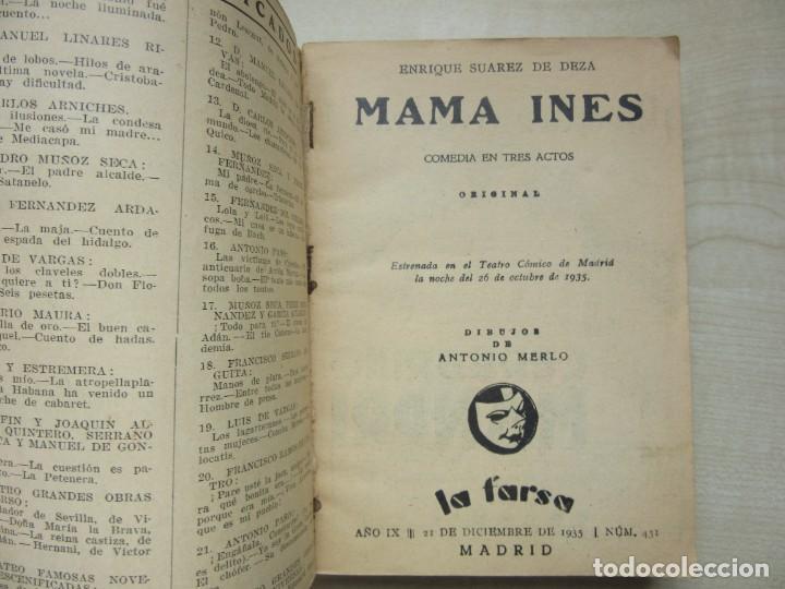 Libros antiguos: 4 Obras de Enrique Suarez de Deza Editorial Estampa 1935 Ver descripción - Foto 4 - 269845843