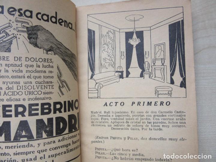 Libros antiguos: 4 Obras de Enrique Suarez de Deza Editorial Estampa 1935 Ver descripción - Foto 5 - 269845843