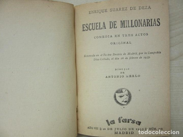 Libros antiguos: 4 Obras de Enrique Suarez de Deza Editorial Estampa 1935 Ver descripción - Foto 7 - 269845843