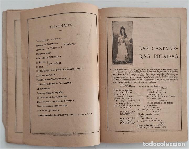 Libros antiguos: HISTORIA DEL SAINETE, VOLUMEN PRIMERO - LA NOVELA CÓMICA Nº 16 AÑO 1917 - DON RAMÓN DE LA CRUZ - Foto 9 - 270362643