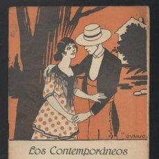 Libros antiguos: MUÑOZ SECA, PEDRO: EL ROBLE DE 'LA JAROSA'. MADRID, LOS CONTEMPORÁNEOS Nº608 1920. Lote 64098323