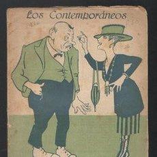 Libros antiguos: MUÑOZ SECA, P. Y PEREZ FERNANDEZ, P: LA PERLA AMBARINA. MADRID, LOS CONTEMPORÁNEOS Nº566 1919. Lote 64093731