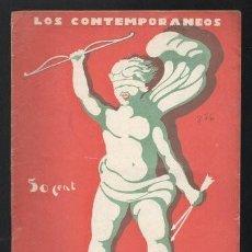 Libros antiguos: MUÑOZ SECA, PEDRO: EL FILON. MADRID, LOS CONTEMPORÁNEOS Nº886 1926.. Lote 64097275