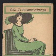 Libros antiguos: MUÑOZ SECA, PEDRO: EL ULTIMO PECADO. MADRID, LOS CONTEMPORÁNEOS Nº624 1921.. Lote 64099427