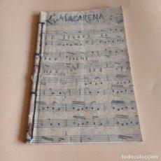 Libros antiguos: LA MACARENA. SAINETE EN CUATRO CUADROS Y EN PROSA. 1901. SEBASTIAN ALONSO Y GOMEZ. 64 PAGS. Lote 277246828