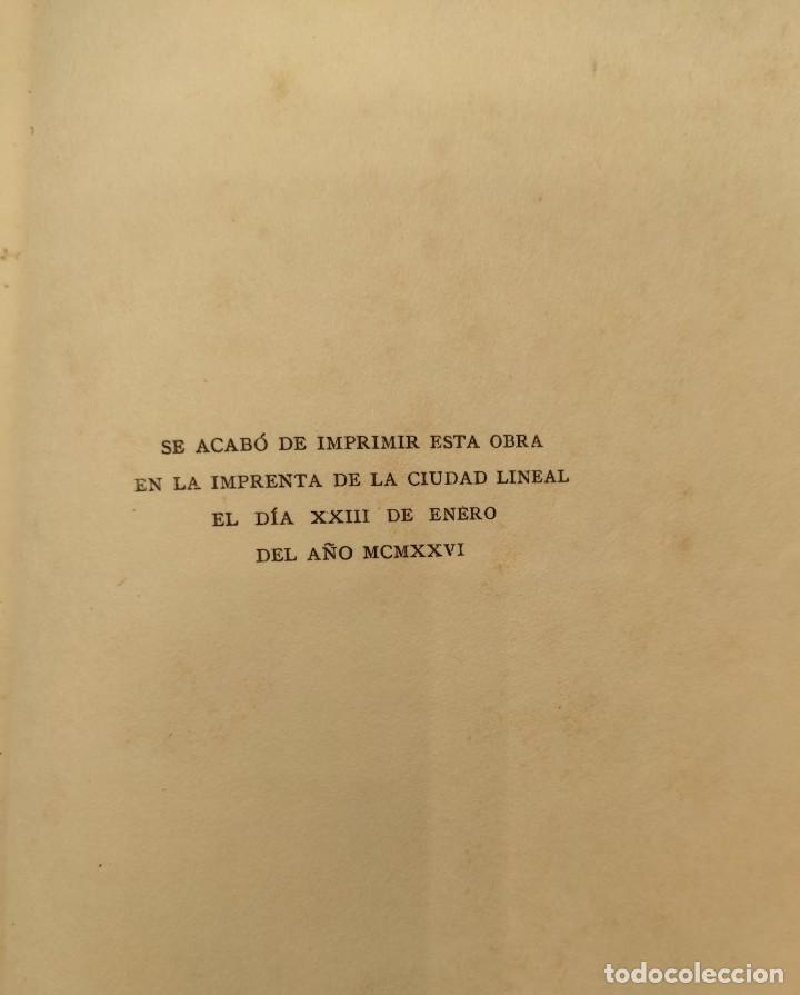 """Libros antiguos: """"Teatro crítico Universal. Clásicos castellenos"""". Ediciones de la lectura. Madrid. De 1925 a 1928. - Foto 8 - 277460118"""