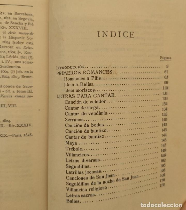 """Libros antiguos: """"Teatro crítico Universal. Clásicos castellenos"""". Ediciones de la lectura. Madrid. De 1925 a 1928. - Foto 13 - 277460118"""
