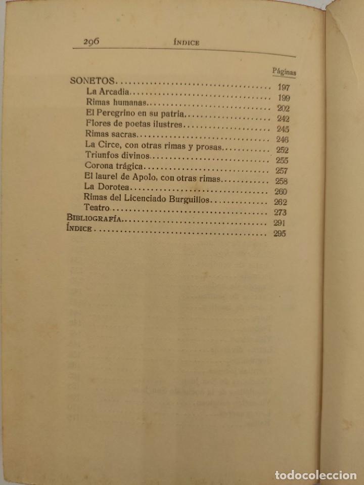 """Libros antiguos: """"Teatro crítico Universal. Clásicos castellenos"""". Ediciones de la lectura. Madrid. De 1925 a 1928. - Foto 14 - 277460118"""