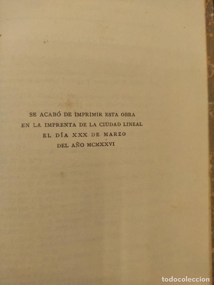 """Libros antiguos: """"Teatro crítico Universal. Clásicos castellenos"""". Ediciones de la lectura. Madrid. De 1925 a 1928. - Foto 15 - 277460118"""