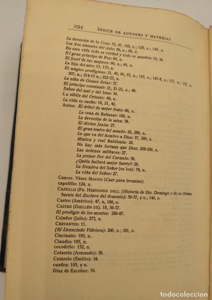 """Libros antiguos: """"Teatro crítico Universal. Clásicos castellenos"""". Ediciones de la lectura. Madrid. De 1925 a 1928. - Foto 21 - 277460118"""
