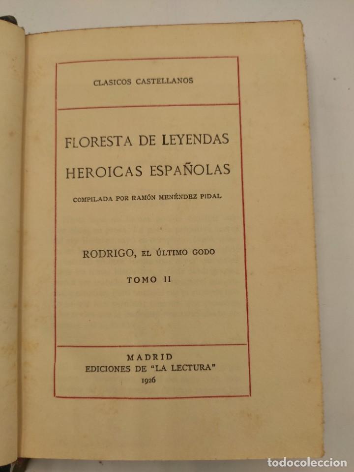 """Libros antiguos: """"Teatro crítico Universal. Clásicos castellenos"""". Ediciones de la lectura. Madrid. De 1925 a 1928. - Foto 27 - 277460118"""
